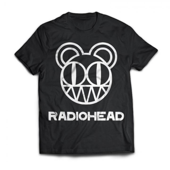"""Футболка """"Radiohead"""" (7802)"""