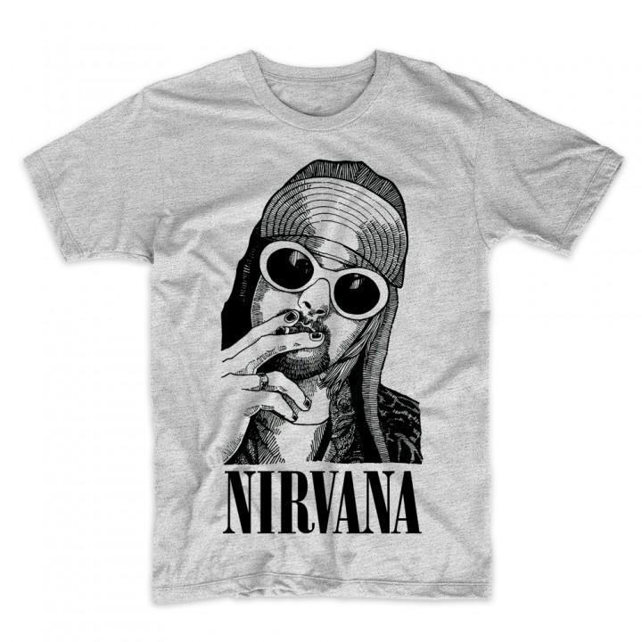 """Футболка """"Nirvana"""" (14096)"""