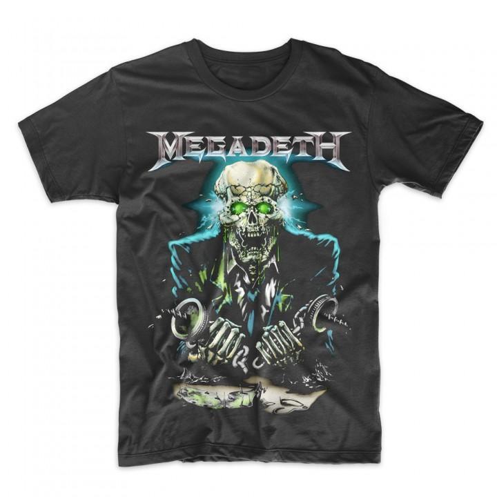 """Футболка """"Megadeth"""" (14679)"""
