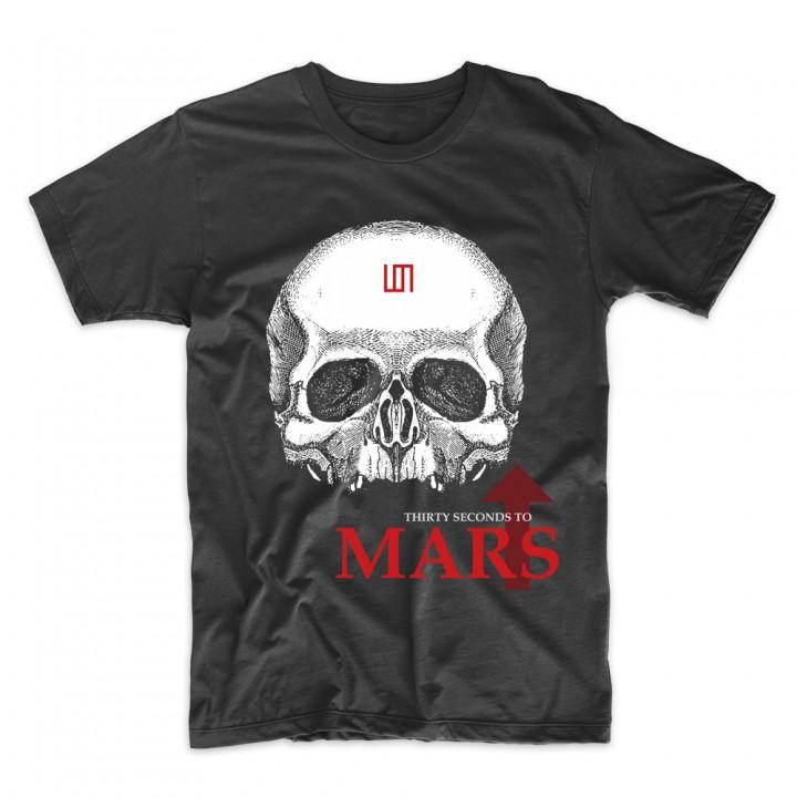 """Футболка """"30 Second To Mars"""" (16945)"""