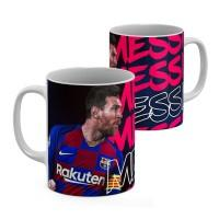 "Кружка ""Barcelona, Messi (Барселона)"""