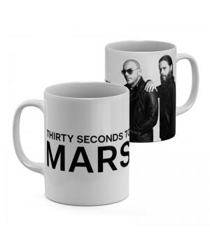 "Кружка ""30 Seconds to Mars"""