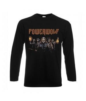 """Лонгслив """"Powerwolf"""""""