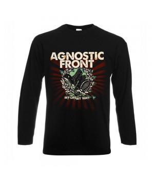 """Лонгслив """"Agnostic Front"""""""