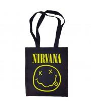 "Сумка-шоппер ""Nirvana"" черная"