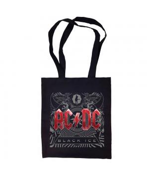 "Сумка-шоппер ""AC/DC"" черная"