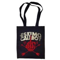 "Сумка-шоппер ""Eskimo Callboy"" черная"