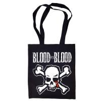 "Сумка-шоппер ""Blood For Blood"" черная"