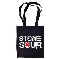 "Сумка-шоппер ""Stone Sour"" черная"