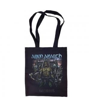 "Сумка-шоппер ""Amon Amarth"" черная"