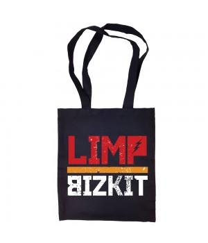 "Сумка-шоппер ""Limp Bizkit"" черная"