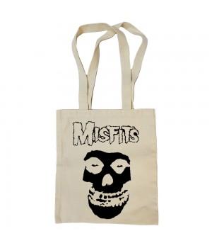 "Сумка-шоппер ""Misfits"" бежевая"