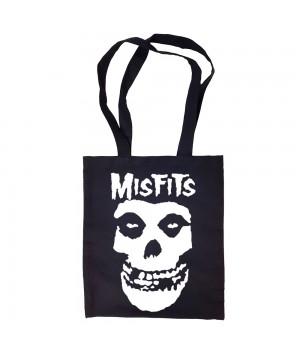 "Сумка-шоппер ""Misfits"" черная"
