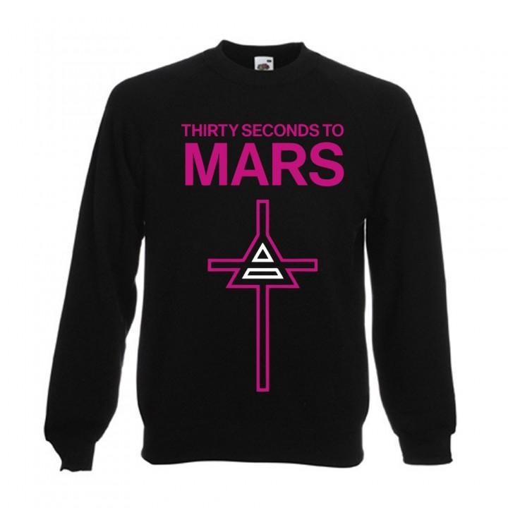 "Свитшот ""30 Seconds To Mars"" (15606)"