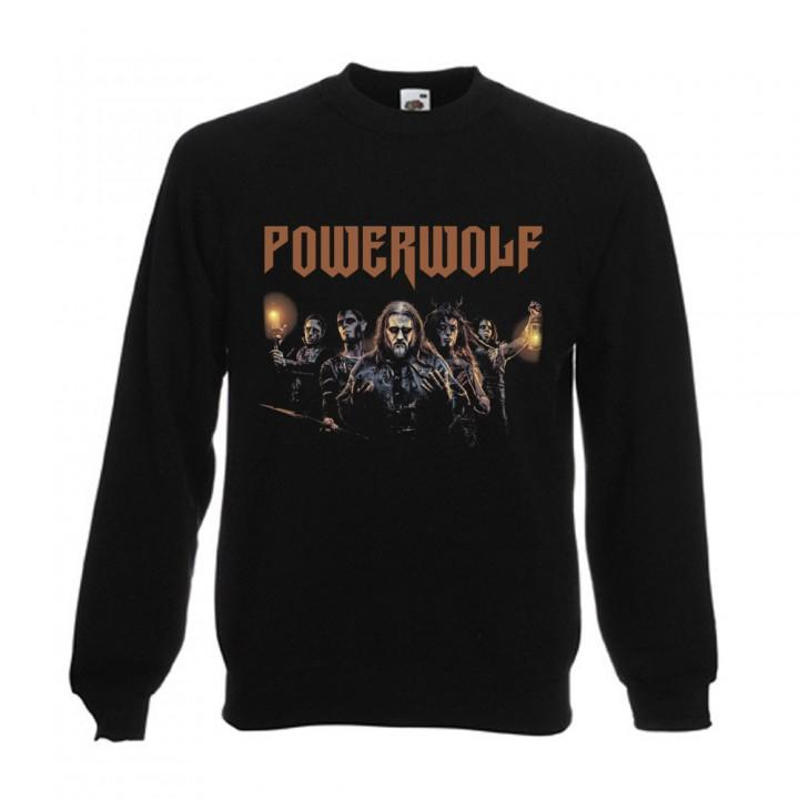 "Свитшот ""Powerwolf"" (15764)"