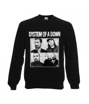 """Свитшот """"System Of A Down"""""""