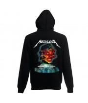 """Толстовка с капюшоном """"Metallica"""""""