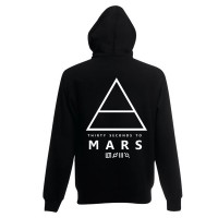 """Толстовка с капюшоном """"30 Second To Mars"""""""