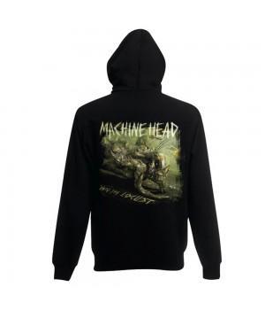 """Толстовка с капюшоном """"Machine Head"""""""