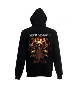 """Толстовка с капюшоном """"Amon Amarth"""""""