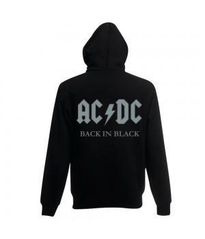 """Толстовка с капюшоном """"AC/DC"""""""