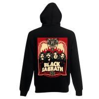 """Толстовка с капюшоном """"Black Sabbath"""""""