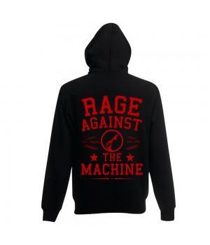 "Толстовка с капюшоном ""Rage Against The Machine"""
