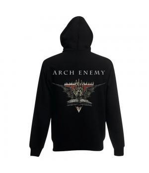"""Толстовка с капюшоном """"Arch Enemy"""""""