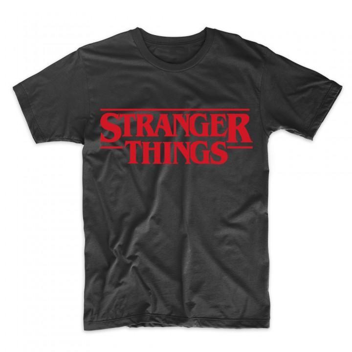"Футболка ""Stranger Things (Очень странные дела)"" (14103)"