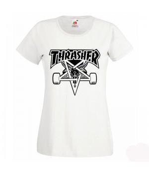 "Футболка женская ""Thrasher"""