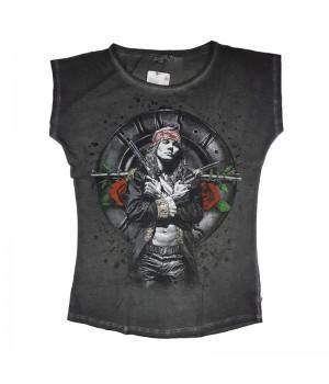 """Футболка женская """"Guns N' Roses"""""""