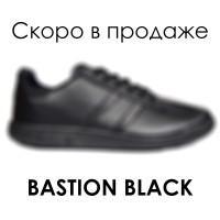 Кеды черные мужские Bastion Black