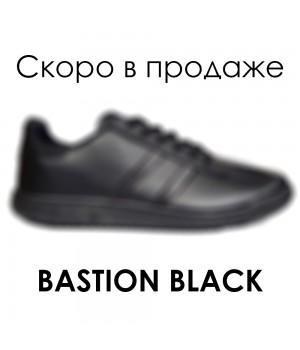 Кеды черные женские Bastion Black