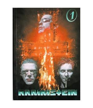 "Книга ""Rammstein"" Часть 1"