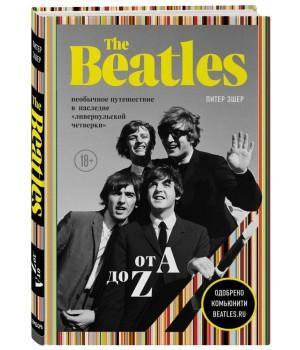 """Книга """"The Beatles от A до Z: необычное путешествие в наследие «ливерпульской четверки»"""""""
