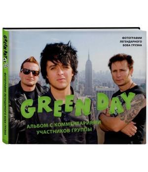 """Книга """"Green Day. Альбом с комментариями участников группы"""""""