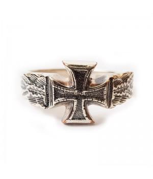 """Кольцо """"Железный крест"""""""