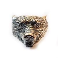"Кольцо ""Волк"""
