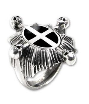 "Кольцо ""Saint Ankou's Shield"""