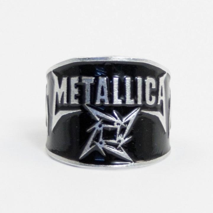 "Кольцо ""Metallica"" (1864)"
