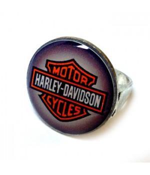 """Кольцо """"Harley-Davidson"""""""