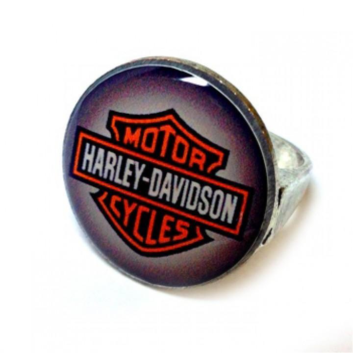 """Кольцо """"Harley-Davidson"""" (1862)"""