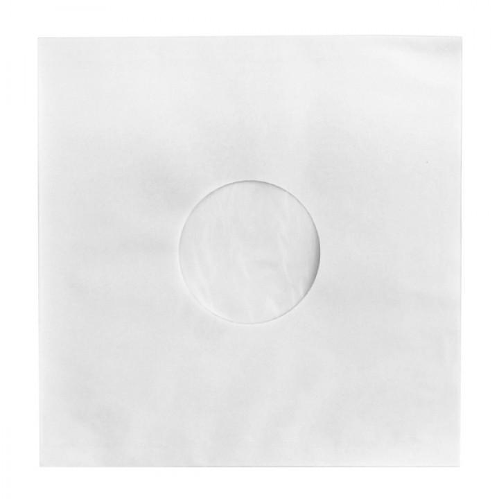 """Конверт бумажный белый для виниловых пластинок (LP 12"""") (внутренний)"""