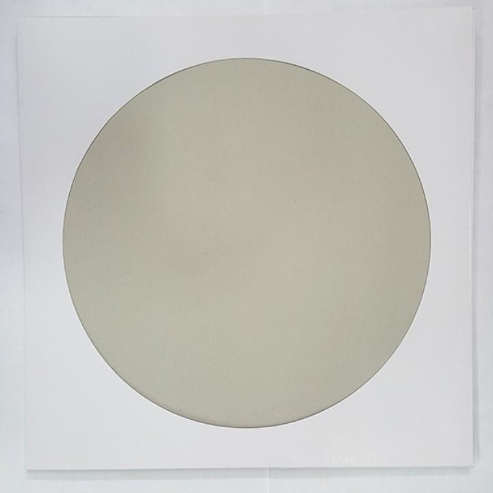 """Конверт бумажный белый для виниловых пластинок (LP 12"""" Picture Disc) (внешний)"""