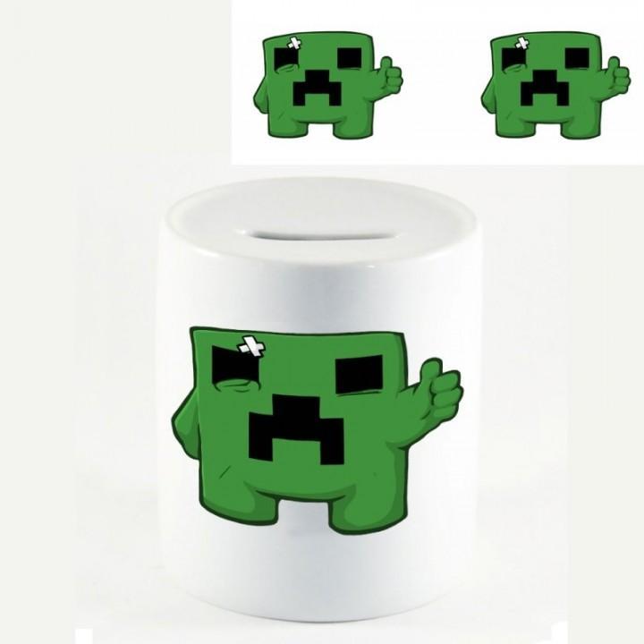 "Копилка ""Minecraft (Майнкрафт)"" (6241)"