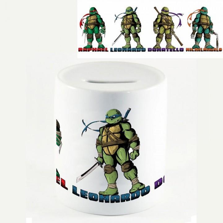 "Копилка ""Teenage Mutant Ninja Turtles (Черепашки-ниндзя)"" (6247)"
