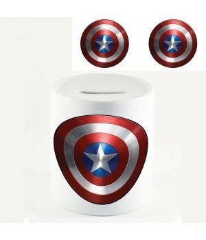 "Копилка ""Captain America (Капитан Америка)"""