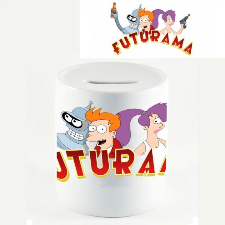 """Копилка """"Futurama (Футурама)"""" (6239)"""