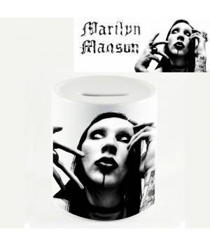 "Копилка ""Marilyn Manson"""