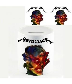 """Копилка """"Metallica"""""""